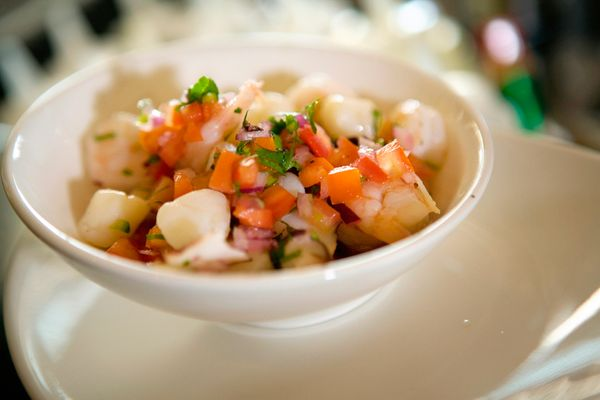 If you like sushi, you'll love ceviche. The two aren't similar in origin -- they aren't even similar in flavor -- but they ar