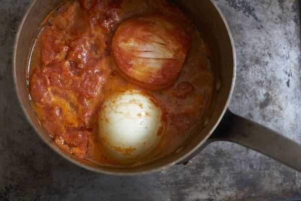 """""""Thishomemade tomato sauce is so simple, easy and delicious and has transformed Sunday suppers for me!"""" -- Zoe Tr"""