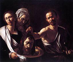 By  Caravaggio [Public domain], via Wikimedia Commons