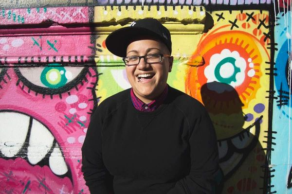 "Author Gabby Rivera represented queer Latinxs in a major way in 2016. She debuted ""Juliet Takes A Breath,"" a YA n"