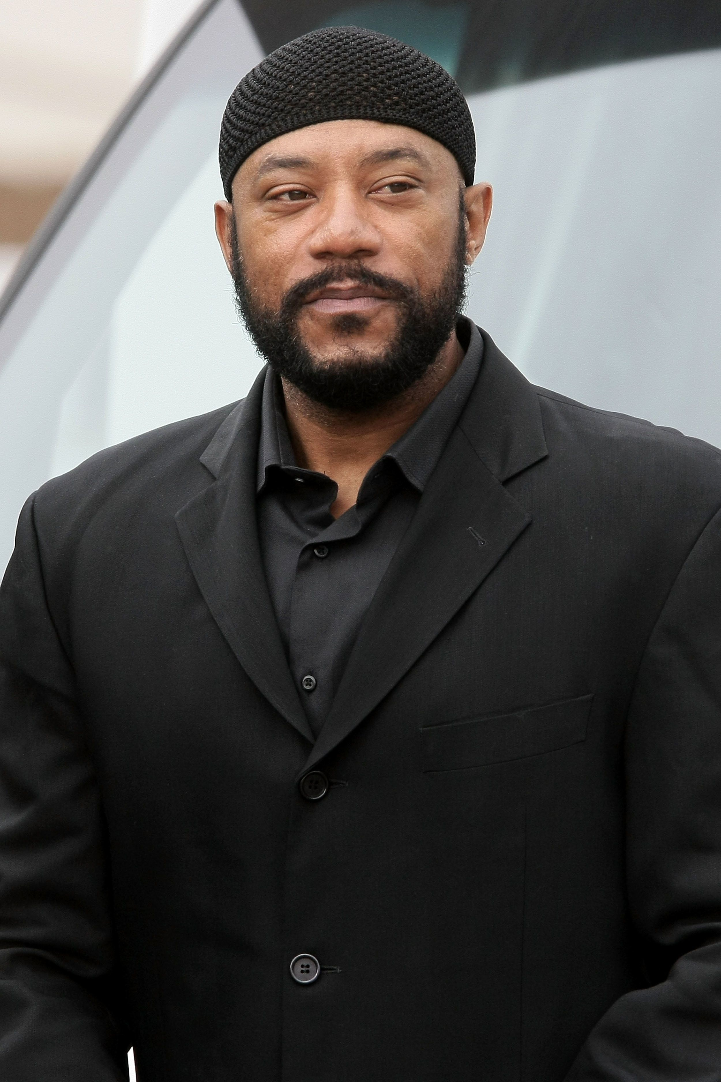 Ricky Harris pictured in Long Beach, California in March 2011.