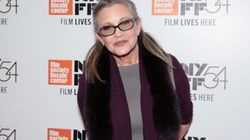 Celebrities React To Carrie Fisher's Untimely
