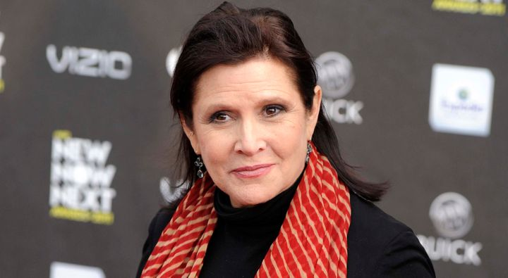 Friends and fans remember Carrie Fisher's signature sense of humor.