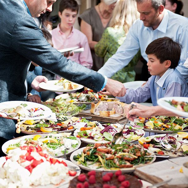25 Ways To Cut Your Wedding Catering Costs Huffpost Life