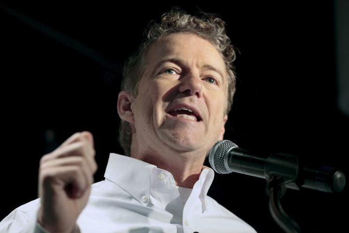 Sen. Rand Paul's presidential campaign has stalled after a promising start.