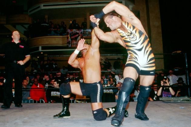 RVD and Jerry Lynn had an intense rivalry that changed the landscape of professional wrestling.