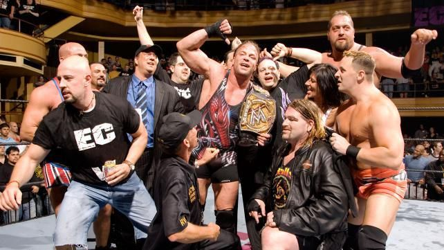 Rob Van Dam shocked the world when he became a World Champion by beating John Cena back in 2006.