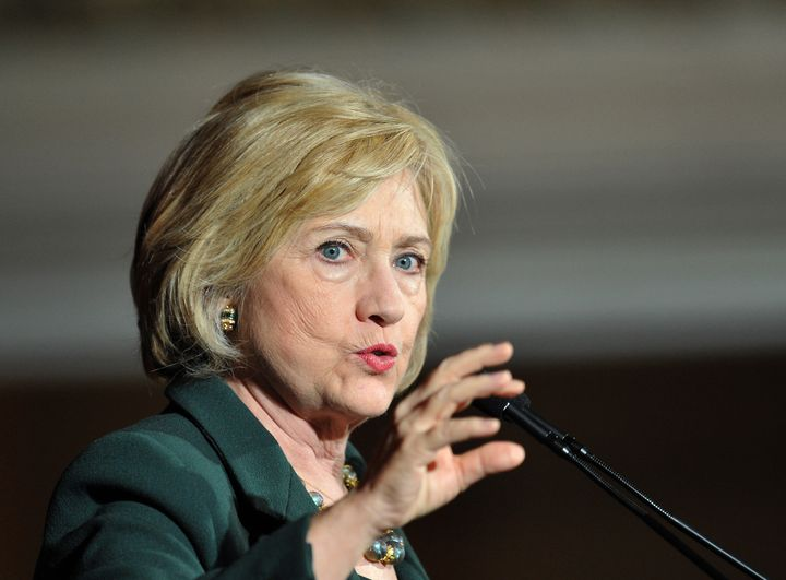 Hillary Clinton is the establishment at the worst possible moment.