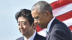 Japanese PM Shinzo Abe Offers Condolences In Historic Pearl Harbor