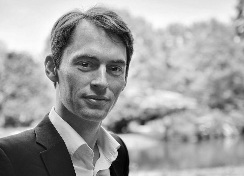 Bitcoin Entrepreneur MARCO KROHN, CFO GENESIS MINING