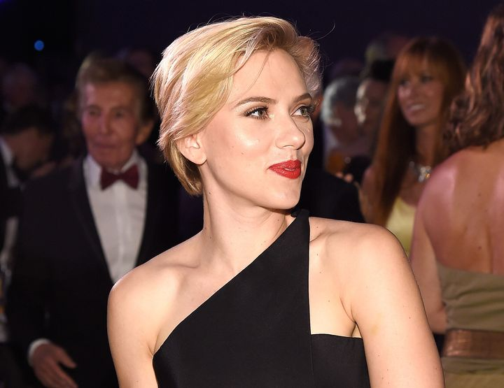 Scarlett Johansson topped Forbes annual list of highest grossing actors, with her films bringing in $1.2 billion worldwide.