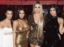 The Kardashian-Jenners' Christmas Party Outfits Are All The NYE Inspo You Need