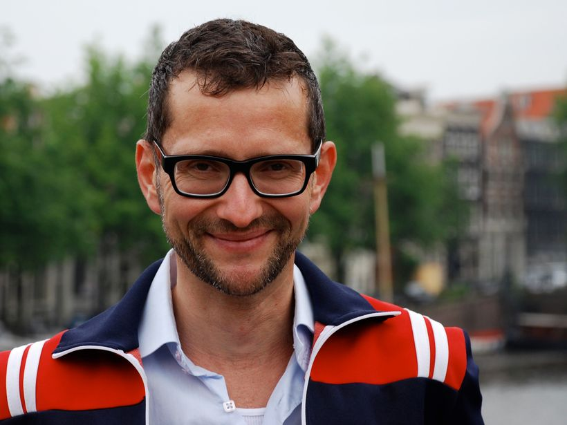"""Peter de Ruijter, chairman of COC Amsterdam: <em>""""I believe that Amsterdam possesses a visible, supportive and diverse LGBT+"""