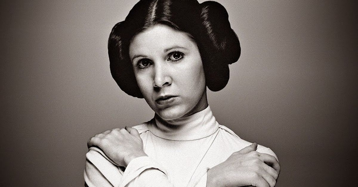Princess Leia Hair Tutorial This Super Easy Method Will Even Work