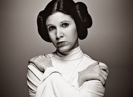 Pay Tribute To Carrie Fisher With This Princess Leia Hair Tutorial