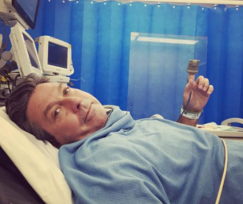 John Torode Thanks Fans As He Reveals Why He Ended Up In