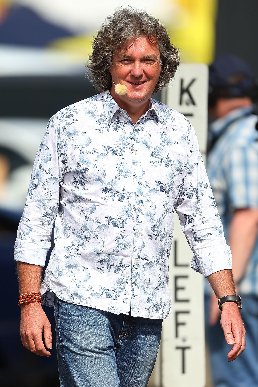 James May Slates 'T***' Hammond And 'K***' Jeremy