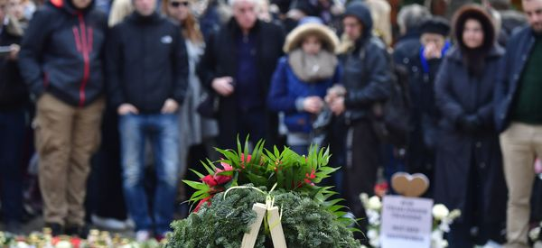 German Authorities Detain Tunisian Man For Possible Link To Berlin Attack