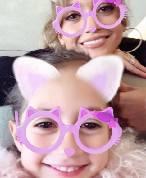 7 Times We Loved Jennifer Lopez Being A Mum On