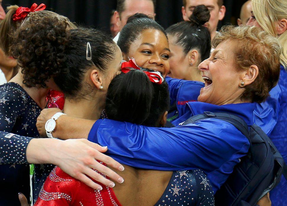 2016 Rio Olympics - Artistic Gymnastics - Preliminary - Women's Qualification - Subdivisions - Rio Olympic Arena - Rio de Jan
