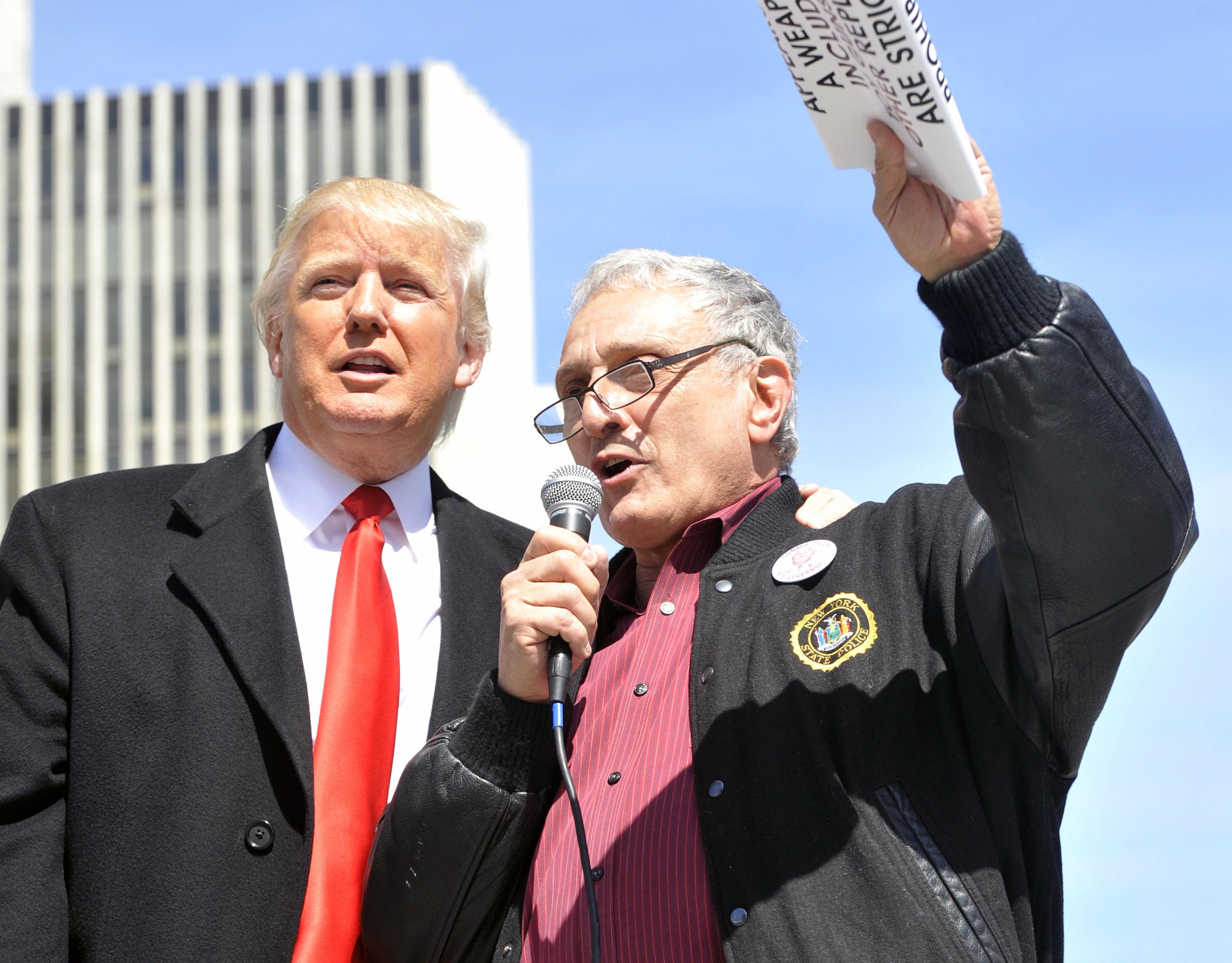 Carl Paladino has been an outspoken ally of Donald Trump.