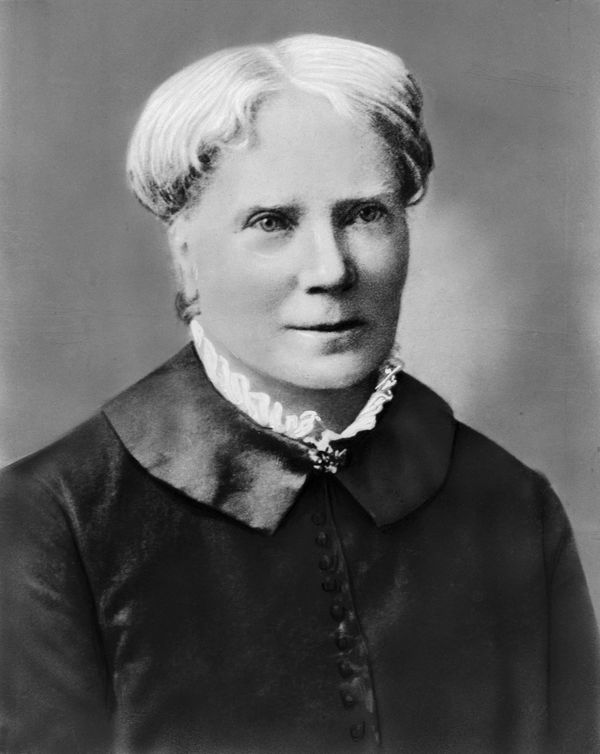 "Elizabeth Blackwell became the first woman on the UK Medical Registry, and <a href=""http://www.pbs.org/newshour/rundown/eliza"