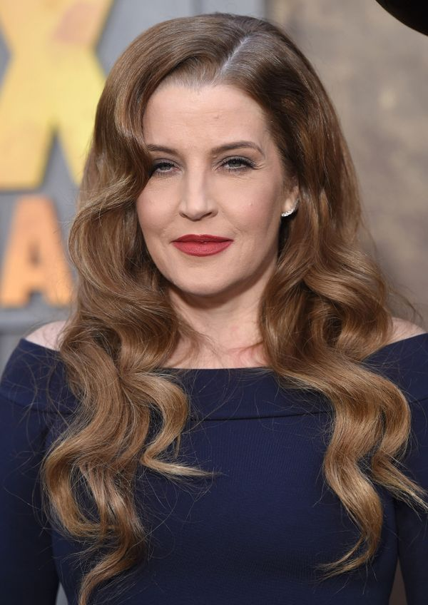 """After having her twin daughters in 2008, Lisa Marie Presley <a href=""""http://people.com/babies/photo-exclusive-lisa-marie-pres"""