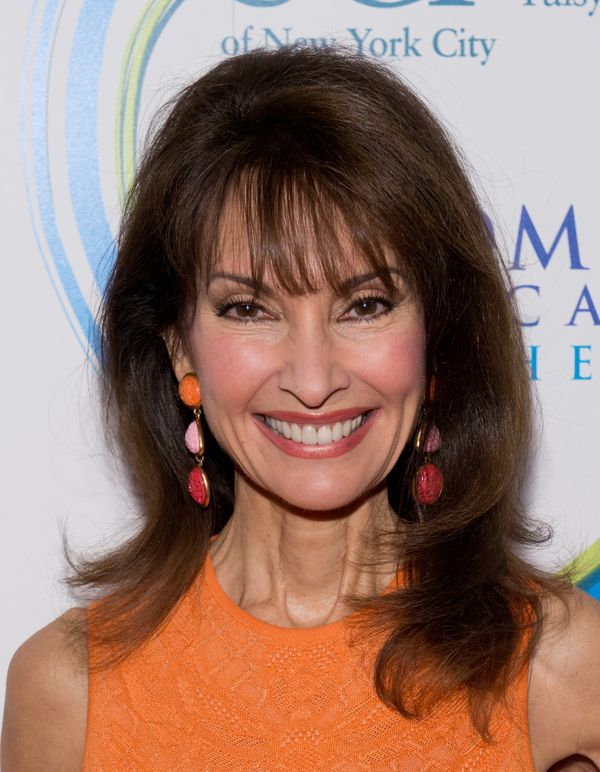 In her memoir, <i>All My Life</i>, SusanLucci wrote about her miscarriage. She said she believed it was important to op