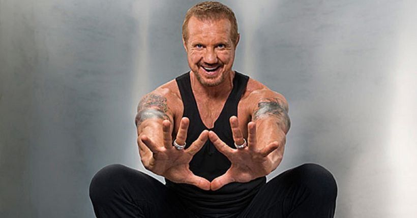 Diamond Dallas Page will inspire you to reach your full potential with his DDP YOGA program.