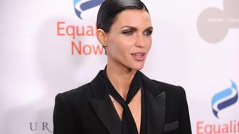 BEVERLY HILLS, CA - DECEMBER 05:  Model Ruby Rose attends Equality Now's 3rd annual 'Make Equality Reality' gala at Montage Beverly Hills on December 5, 2016 in Beverly Hills, California.  (Photo by Jason LaVeris/FilmMagic)