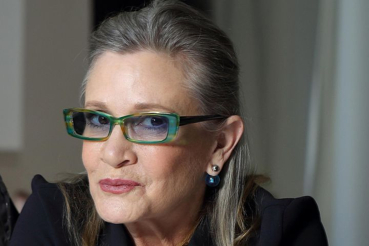 Carrie Fisher's willingness to speak about her struggle with addiction and with bipolar disorder is all the more remarkable a