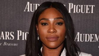 MIAMI BEACH, FL - NOVEMBER 29:  Serena Williams attends the Audemars Piguet Art Commission Presents 'Reconstruction of the Universe' By Sun Xun on November 29, 2016 in Miami Beach, Florida.  (Photo by Bryan Bedder/Getty Images for Audemars Piguet)