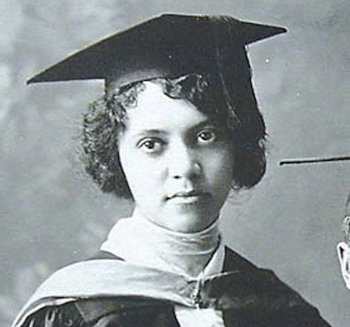 "Alice Augusta Ball died at only 24, but she left an indelible mark in the world of science <a href=""http://www.clutchmagonlin"