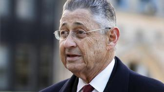 Former New York State Assembly Speaker Sheldon Silver arrives at the Manhattan U.S. District Courthouse in New York, November 23, 2015. REUTERS/Brendan McDermid/File Photo