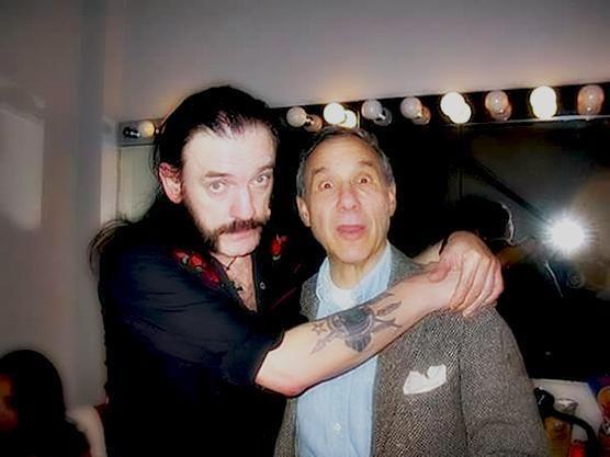 Remembering Troma Legends: Lemmy Kilmister and Joe