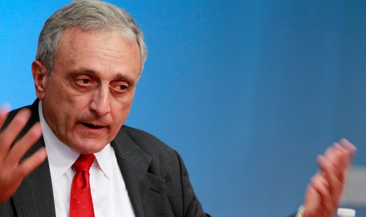 Carl Paladino, Donald Trump's New York state campaign co-chair, has been in hot water since hoping for the death of President