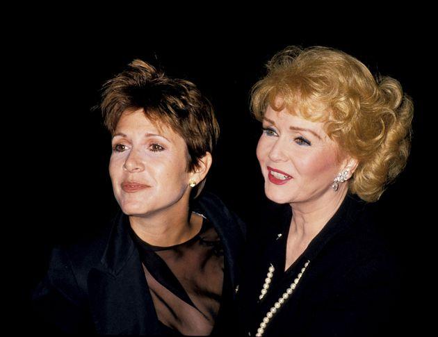 Patton Oswalt's Tweet Captures Heartbreak And Humor After Debbie Reynolds'