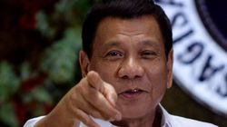 'If You're Corrupt, I'll Fetch You Using A Helicopter And Throw You Out,' Says Philippine President Rodrigo