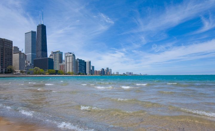 Close to 10,000 metric tons of plastic debris ends up in the Great Lakes each year, according to new estimates from Rochester Institute of Technology researchers.