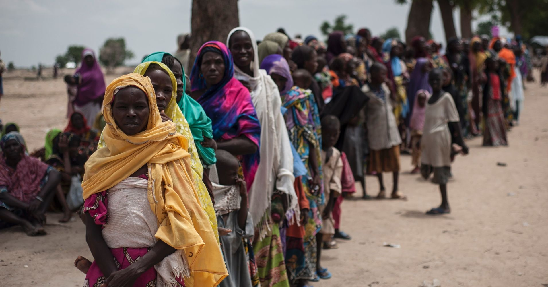 Nigerian army accused of raping women rescued from Boko