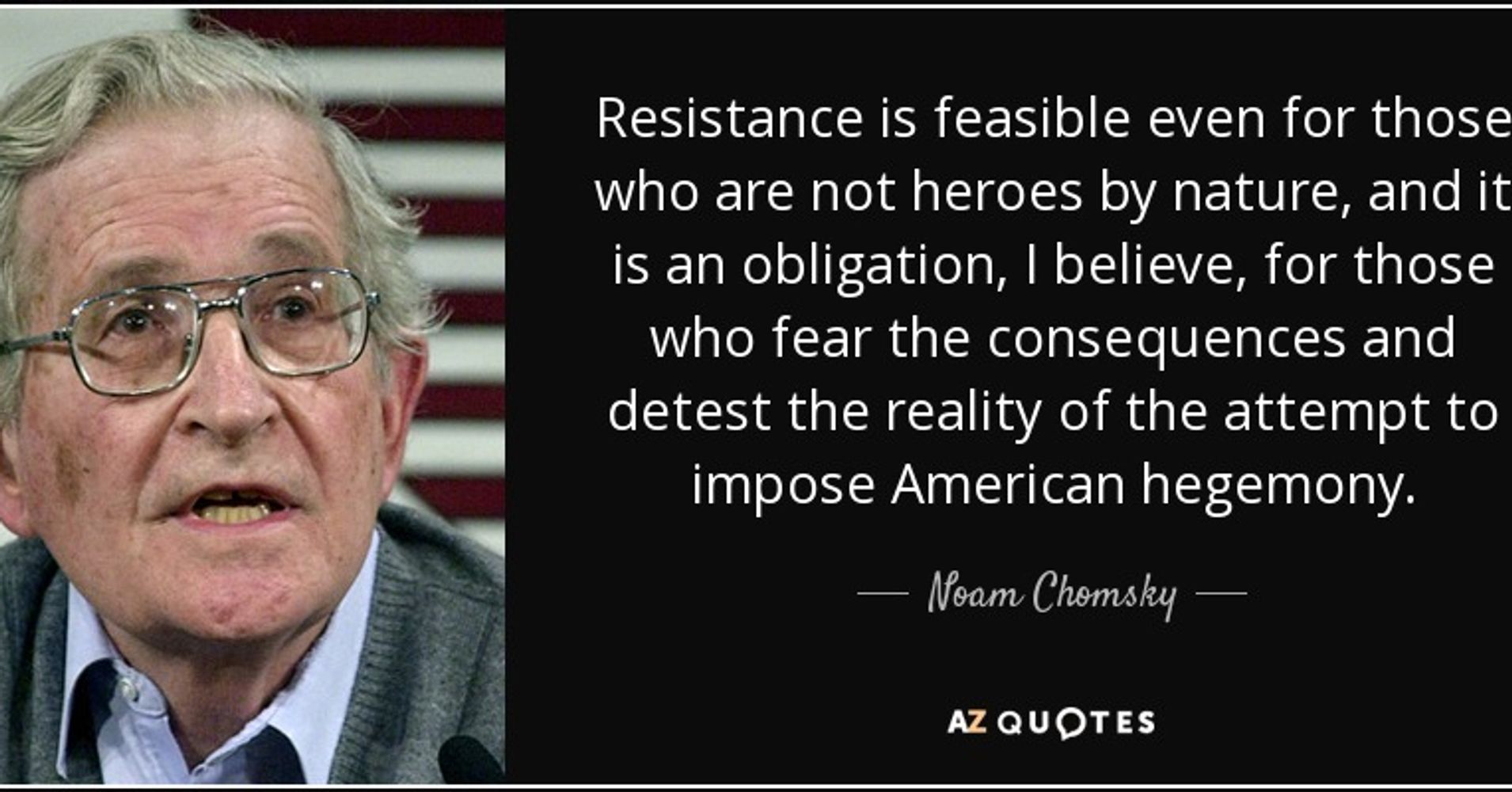 Az Quotes 5 Resistance Resolutions  Huffpost