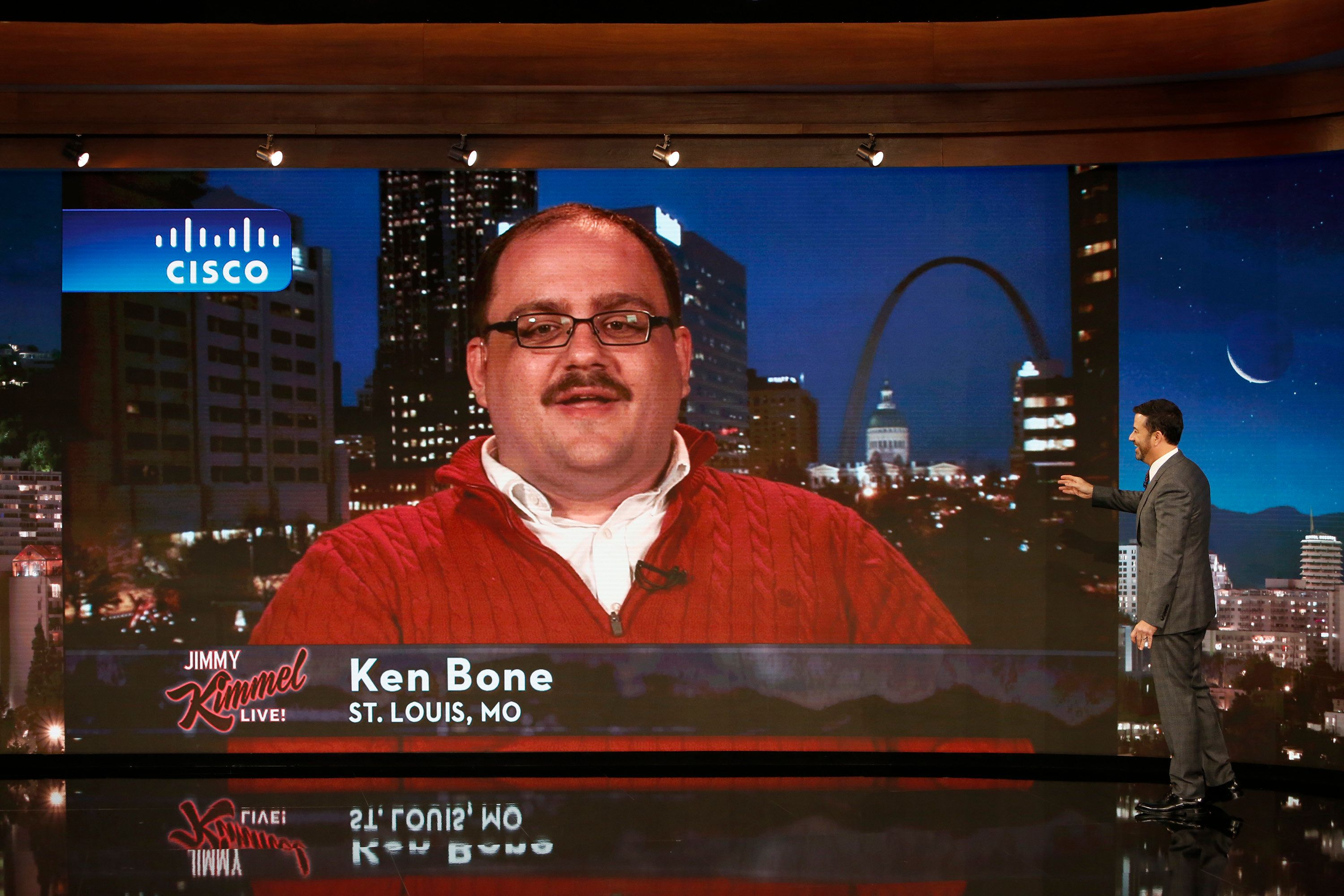 Ken Bone became a household name back in October when he appeared during a presidential debate to ask a question about energy
