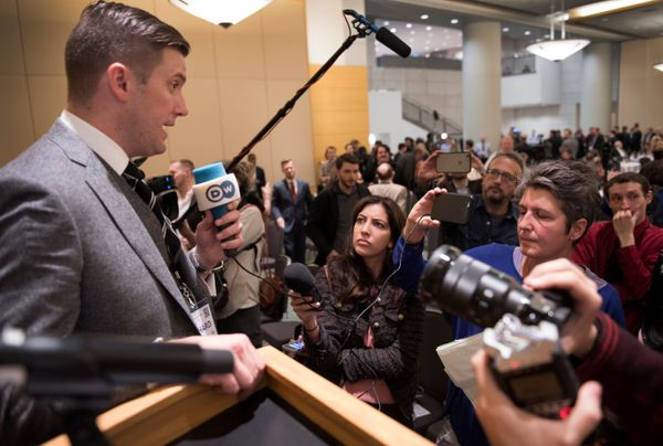 "<a href=""http://www.huffingtonpost.com/entry/alt-right-hate-richard-spencer_us_5833242fe4b058ce7aac26fe"">Richard Spencer is t"