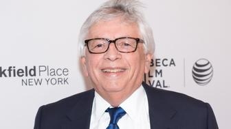 NEW YORK, NY - APRIL 24:  Former commissioner of the NBA David Stern attends the 'Down In The Valley' premiere during the 2015 Tribeca Film Festival at SVA Theater 1 on April 24, 2015 in New York City.  (Photo by Noam Galai/WireImage)