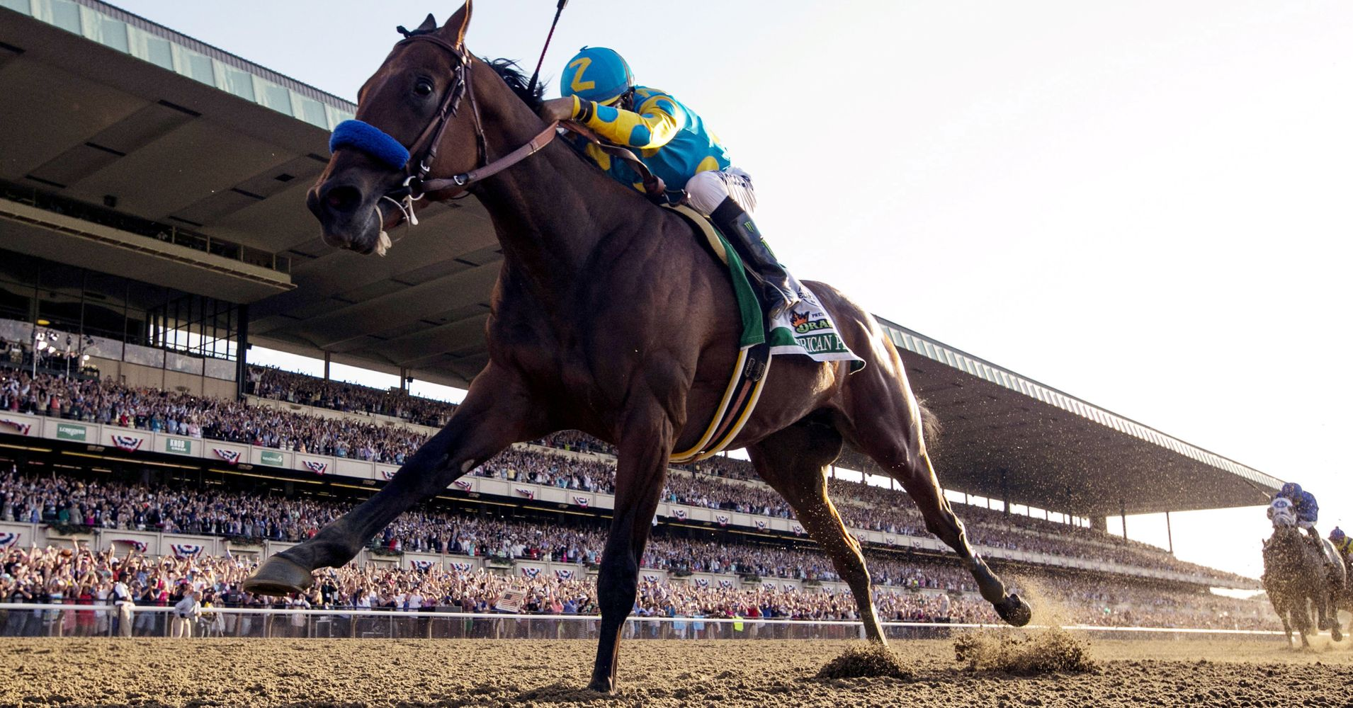 How Triple Crown Winner American Pharoah Could Become A