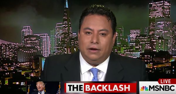 "Marco Gutierrez is the co-founder of Latinos For Trump. Back in September, <a href=""http://www.huffingtonpost.com/entry/taco-"