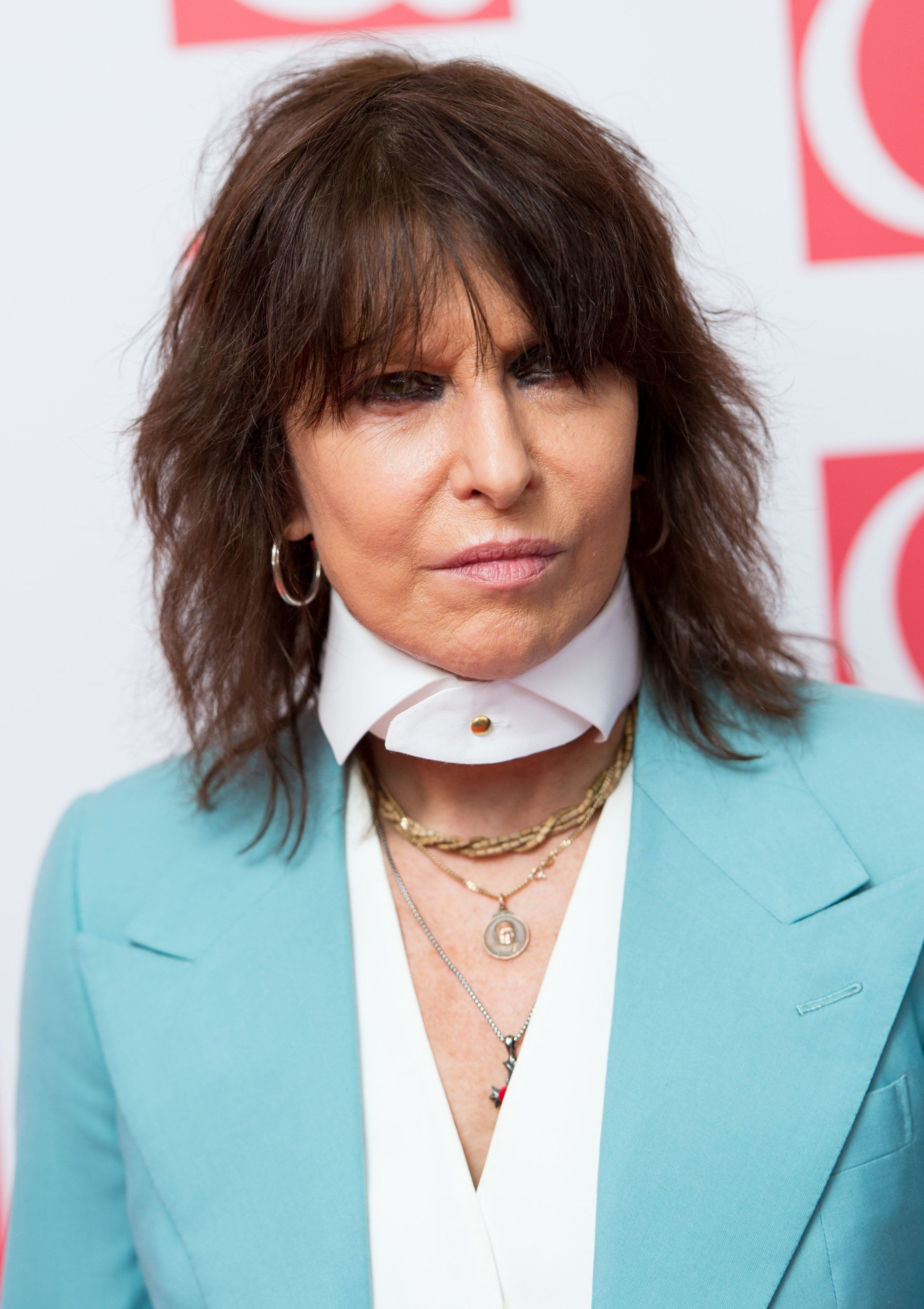 LONDON, ENGLAND - OCTOBER 21:  Chrissie Hynde attends The Q Awards at The Grosvenor House Hotel on October 21, 2013 in London, England.  (Photo by Ian Gavan/Getty Images)