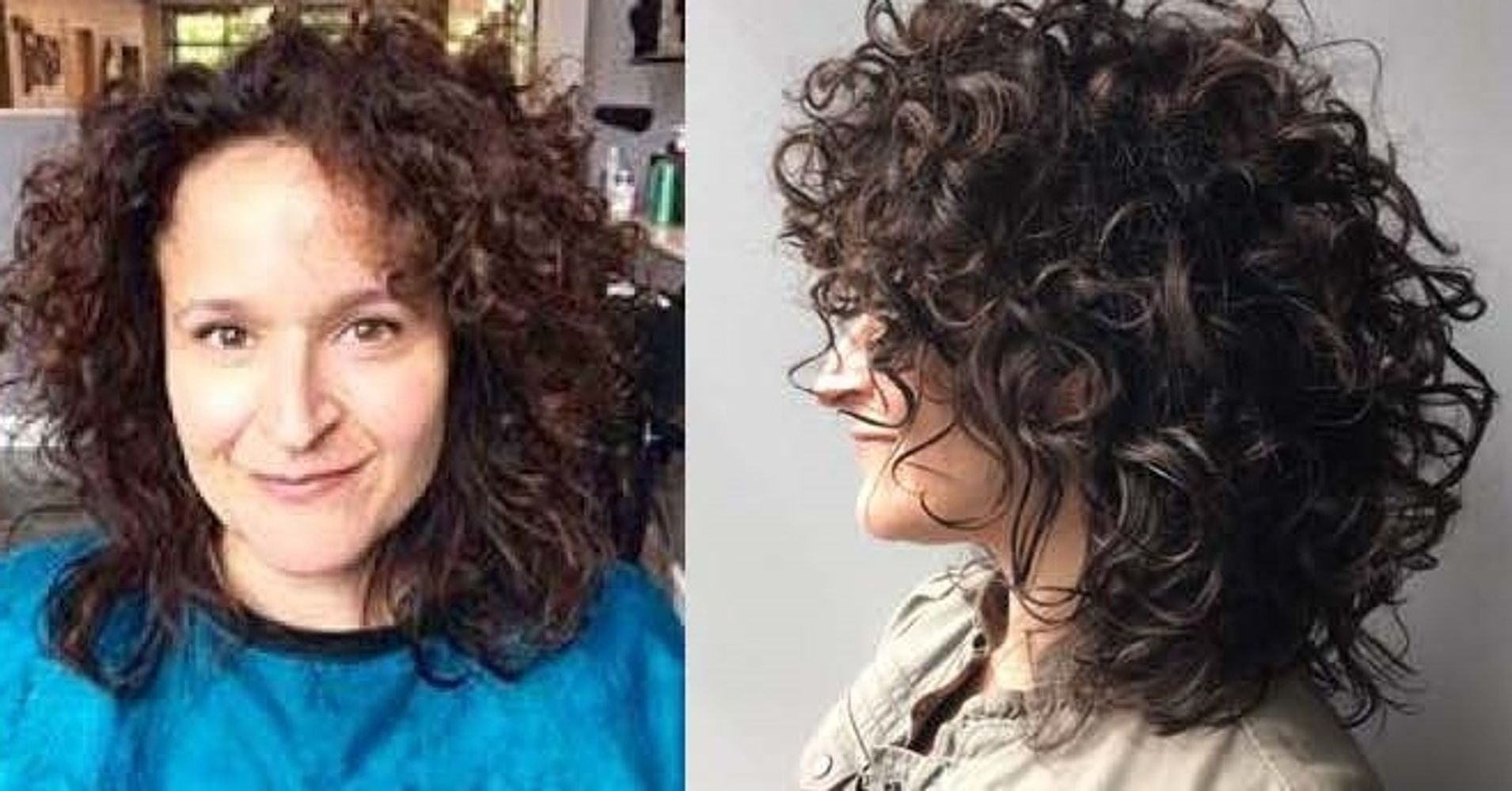 How To Get Your Hair To Become Naturally Curly