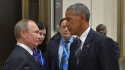 Barack Obama Sanctions Russia Over Election