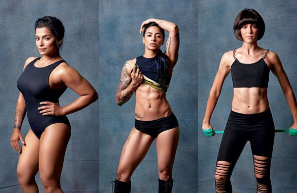 "In a <a href=""http://www.huffingtonpost.com/entry/these-strong-women-are-the-definition-of-sexy_us_5730ccd3e4b016f378967c6f?u"